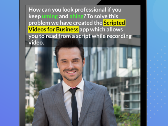 Record video for business or school