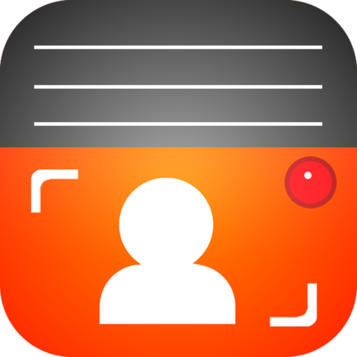 Teleprompter for Video App Icon